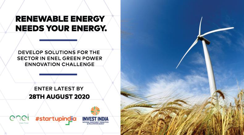 Enel Green Power Ennovation Challenge